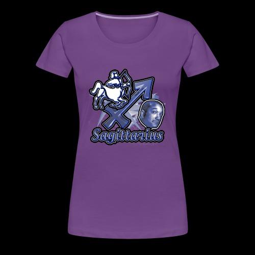 Sagittarius Redd Foxx - Women's Premium T-Shirt