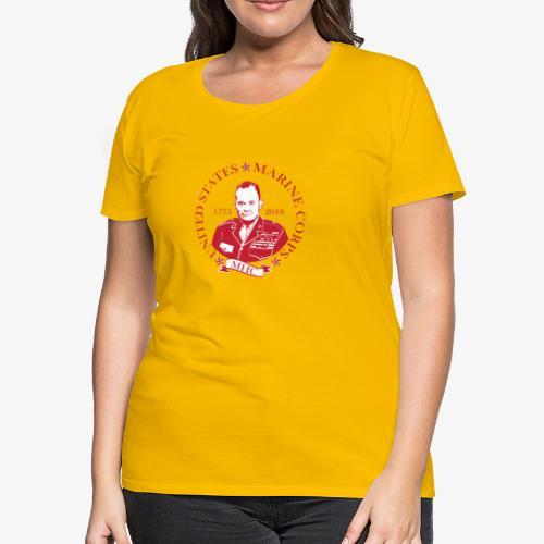 Chesty - Red - Women's Premium T-Shirt