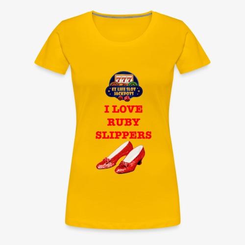 Ruby Slippers - Women's Premium T-Shirt