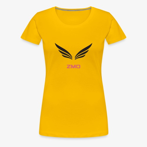 zmo - Women's Premium T-Shirt