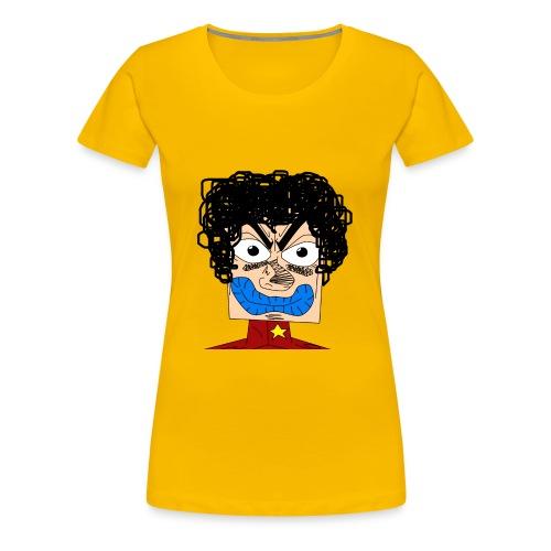 JuanTa 1 - Women's Premium T-Shirt