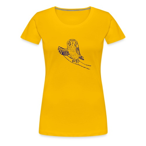 Kakapo - Women's Premium T-Shirt