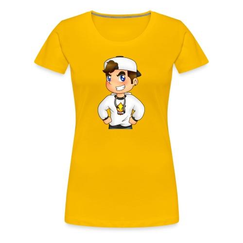 TraxZ - Women's Premium T-Shirt