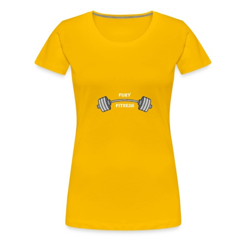 Fury Fitness - Women's Premium T-Shirt