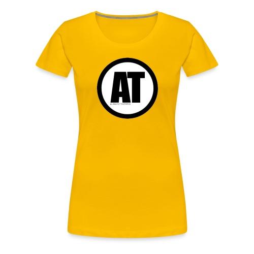 Alwayz Thero Logo - Women's Premium T-Shirt
