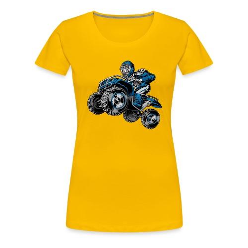 Yamaha ATV Shirt - Women's Premium T-Shirt