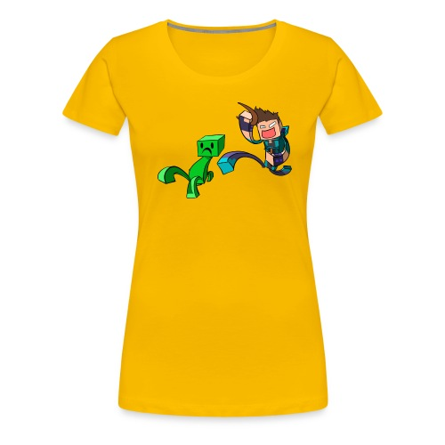 maydencraft - Women's Premium T-Shirt