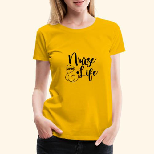 Nurse Life 2020 - Women's Premium T-Shirt