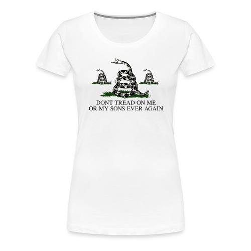 donttread - Women's Premium T-Shirt