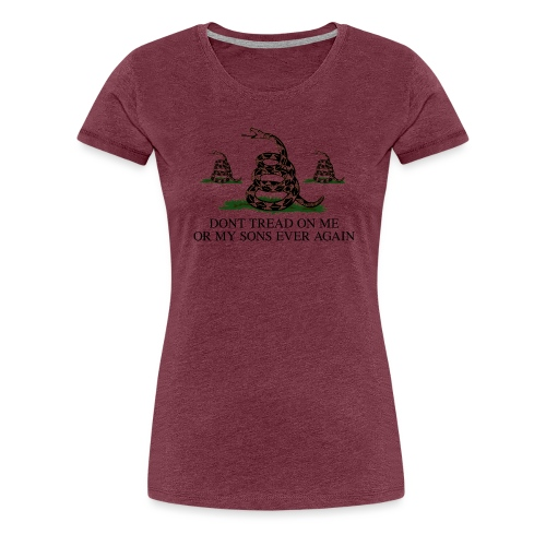 donttread - Women's Premium T-Shirt