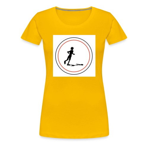 Keep On Running - Women's Premium T-Shirt