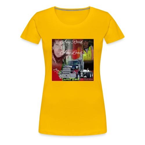 Anyroad anyload - Women's Premium T-Shirt