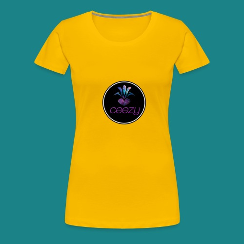 Outerspace - Women's Premium T-Shirt