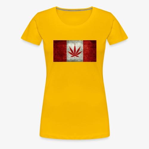 Leaf - Women's Premium T-Shirt