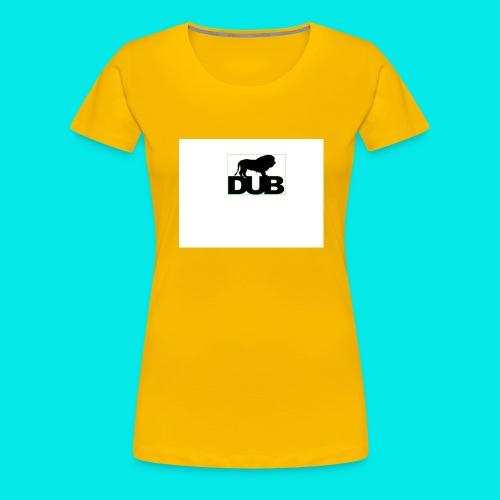 DuB Lion - Women's Premium T-Shirt