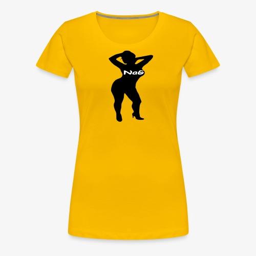 Thick NaG - Women's Premium T-Shirt