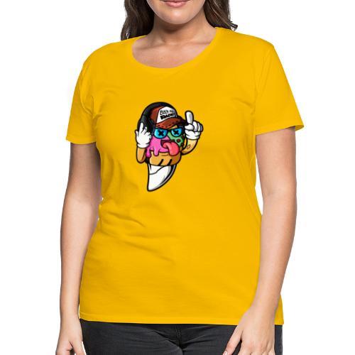 Trip - The Back Row Radio Mascot - Women's Premium T-Shirt