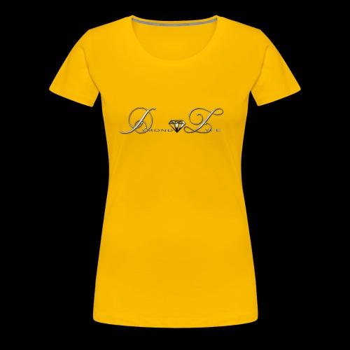 Dymond Lyfe - Women's Premium T-Shirt