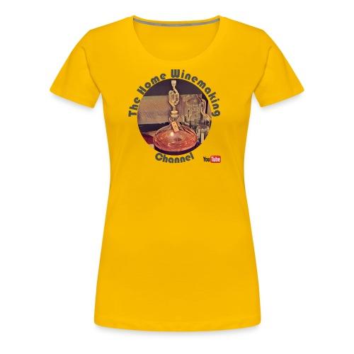 Carboy Grey Words - Women's Premium T-Shirt