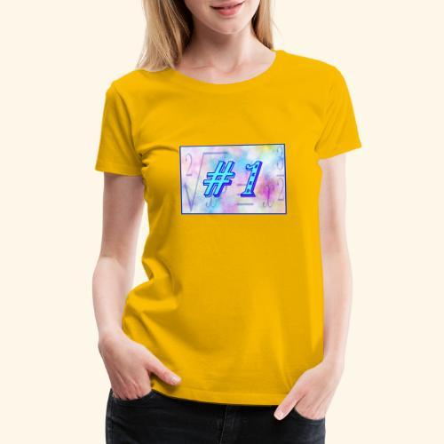 Top Nerd - Women's Premium T-Shirt
