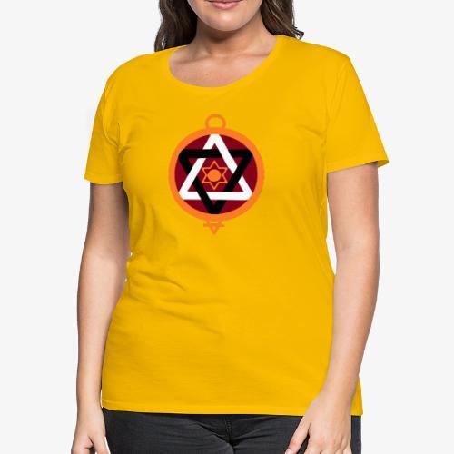 U & I Star - Women's Premium T-Shirt