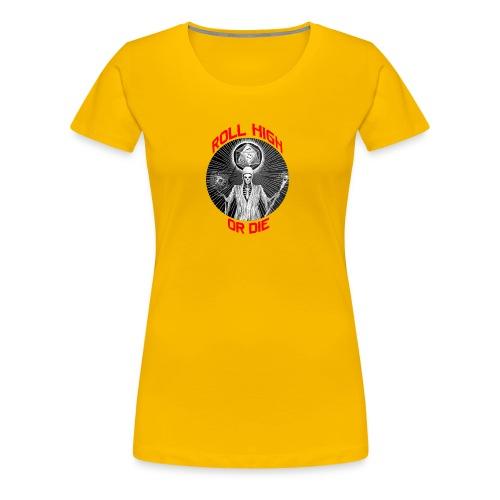 D20 Reaper - Women's Premium T-Shirt