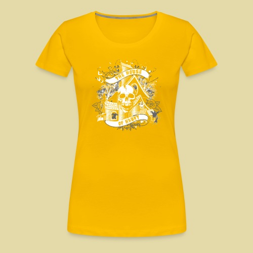 hoh_tshirt_skullhouse - Women's Premium T-Shirt
