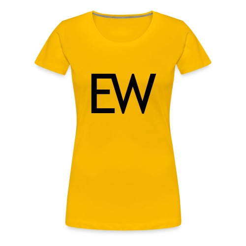 EDM Weekly - Women's Premium T-Shirt