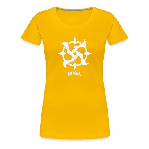 Rival - Women's Premium T-Shirt