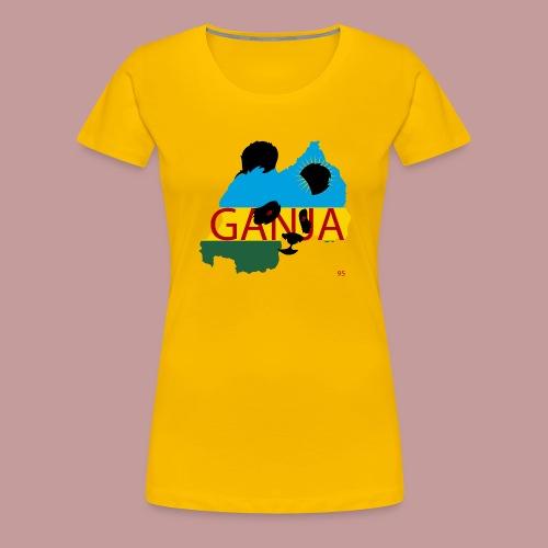 ganja95_ - Women's Premium T-Shirt