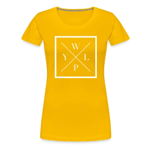logo_w - Women's Premium T-Shirt