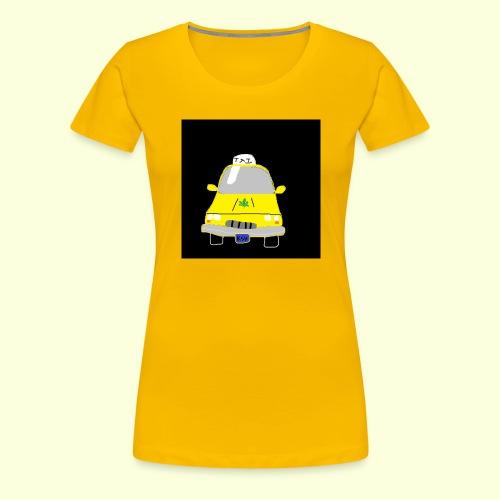 Kush Cab - Women's Premium T-Shirt