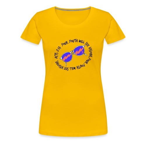oie_transparent_-1- - Women's Premium T-Shirt