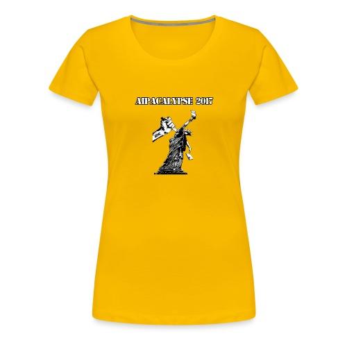 AIPACALYPSE Shirt - Women's Premium T-Shirt