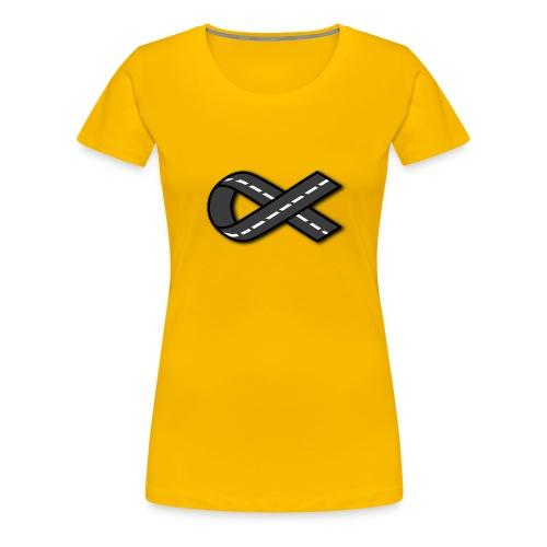 TheOneGoodRoad - Women's Premium T-Shirt