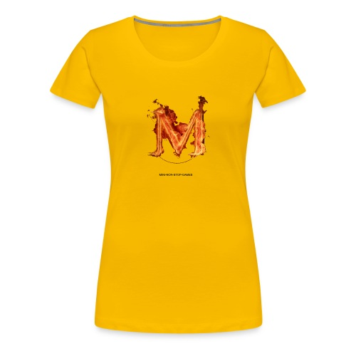 great logo - Women's Premium T-Shirt