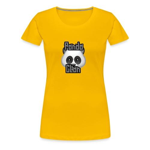 PandaClan - Women's Premium T-Shirt