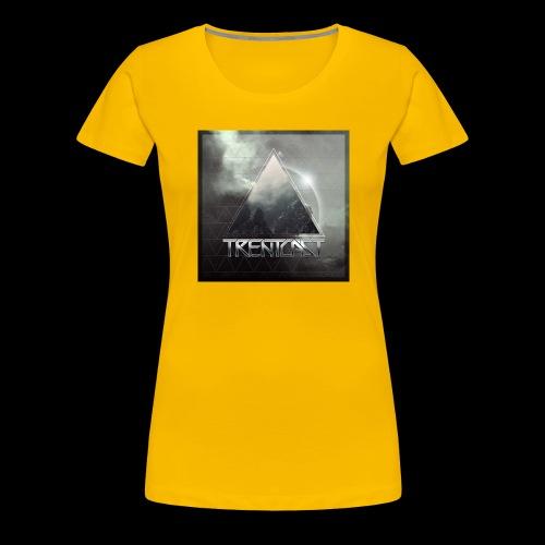 Trentcast Graphic - Women's Premium T-Shirt