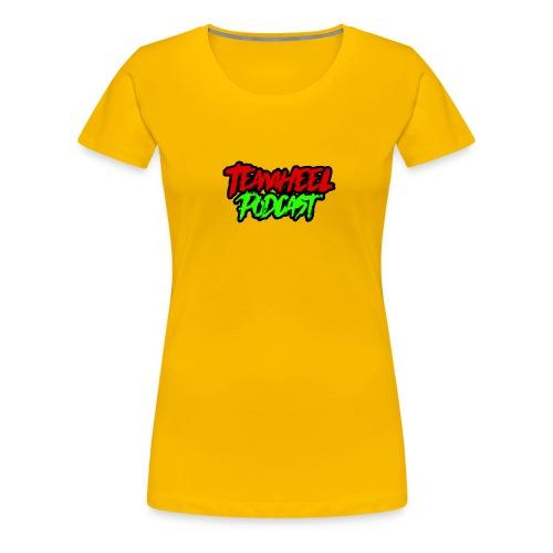 TEAMHEEL Podcast RedNGreen - Women's Premium T-Shirt