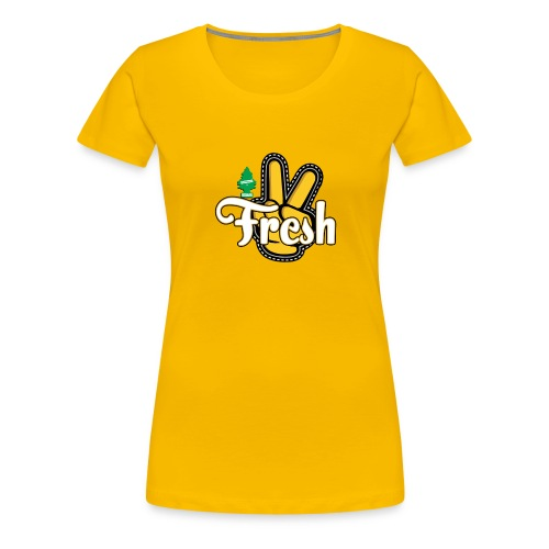 2Fresh2Clean - Women's Premium T-Shirt