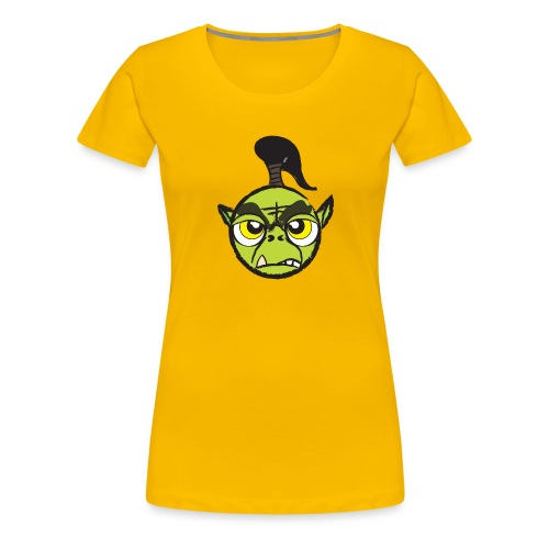 Warcraft Baby Orc - Women's Premium T-Shirt