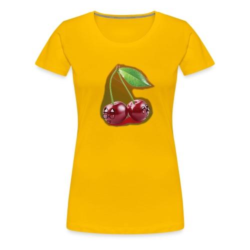 Cherry Bombs - Women's Premium T-Shirt