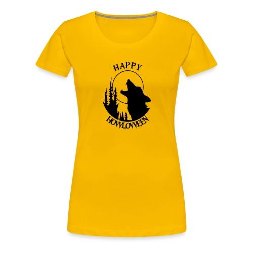 Happy Howloween - Women's Premium T-Shirt