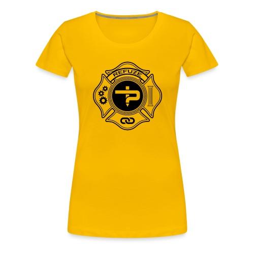 Life of Service ! - Women's Premium T-Shirt
