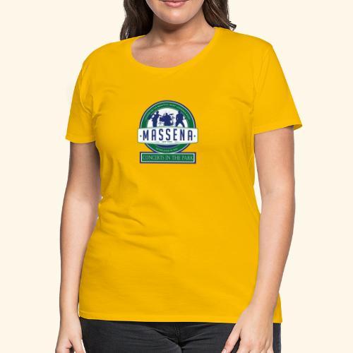Massena CitP - Women's Premium T-Shirt