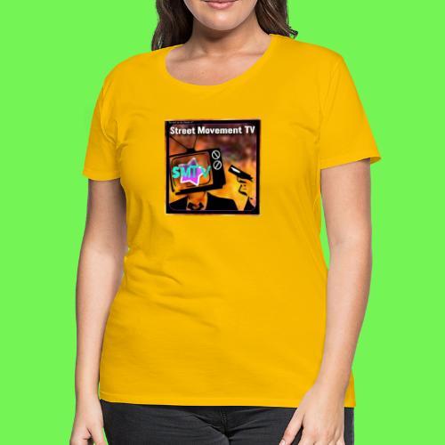Street Movement TV 2 - Women's Premium T-Shirt