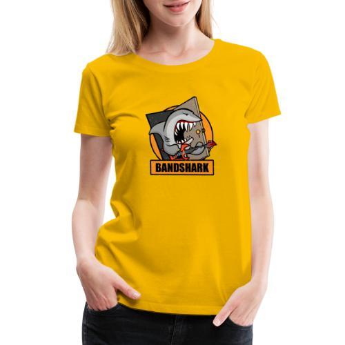 Bandshark - Women's Premium T-Shirt