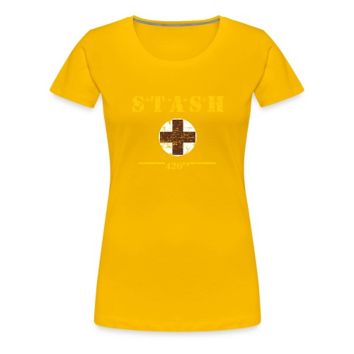 STASH-Final - Women's Premium T-Shirt