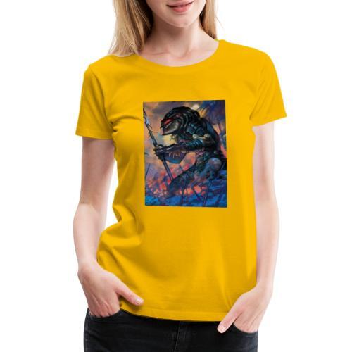 The Predator - Women's Premium T-Shirt