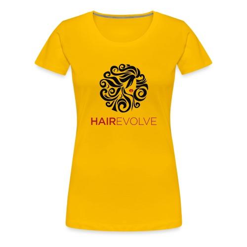 Hair Evolve Fan T-Shirt - Women's Premium T-Shirt